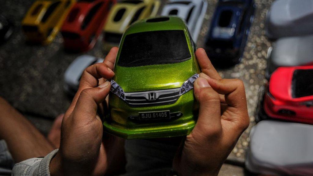Keren! Tempat Tisu Unik Made in Bandung Ini Go Internasional Lho