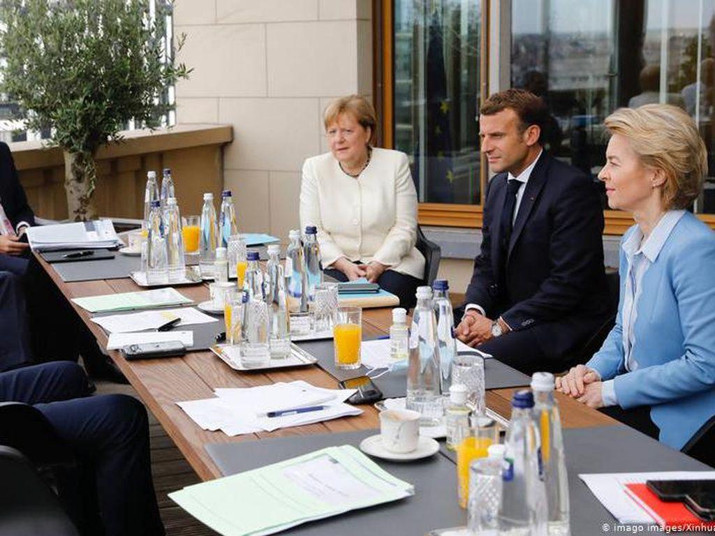 KTT Uni Eropa Temui Jalan Buntu Terkait Paket Stimulus COVID-19