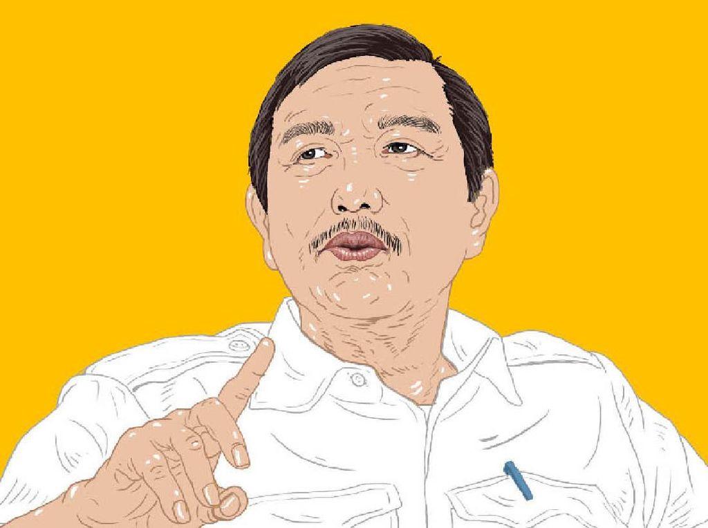 Duet Luhut-Edhy Prabowo Mau Bangun Tambak Udang 100 Ribu Ha