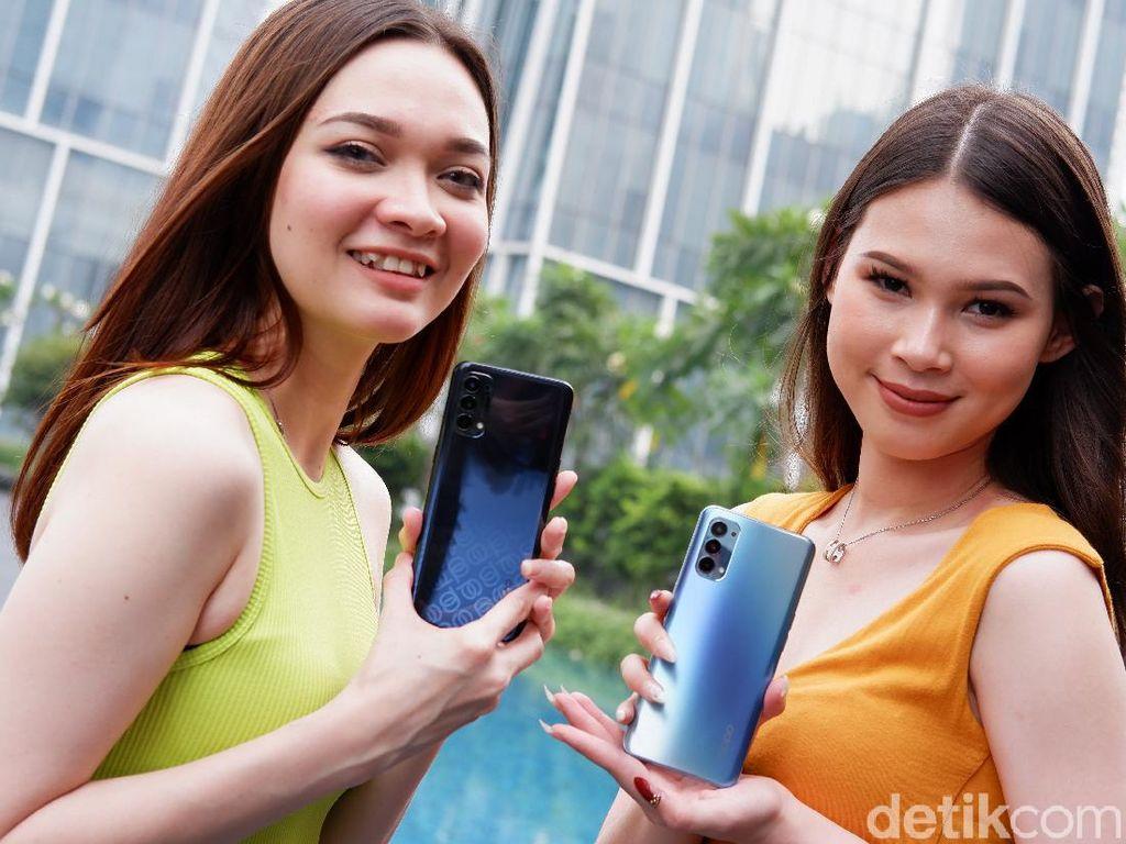 Ini Spesifikasi Lengkap Oppo Reno4 di Indonesia, Beda dari China!