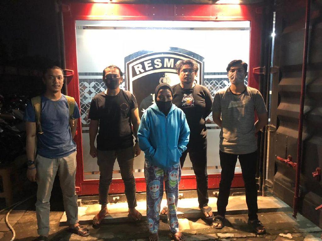 Polisi Tangkap Emak-emak Pencuri Sepeda di Makassar