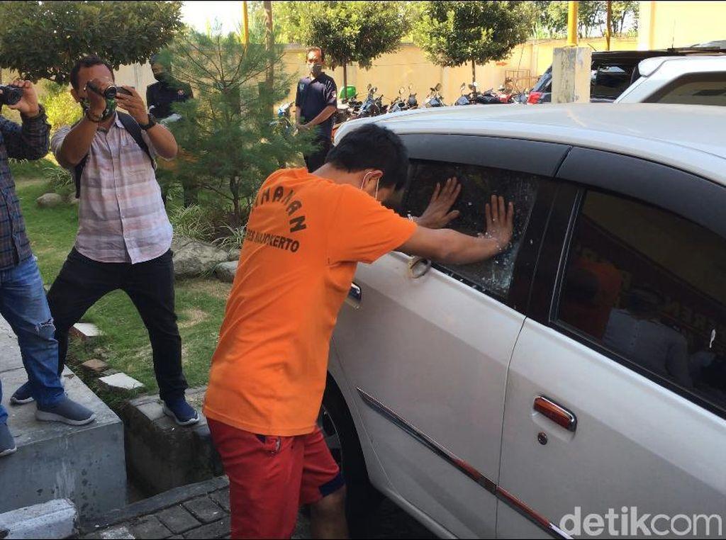 Kronologi Perampokan Rp 259 Juta dengan Modus Pecah Kaca Mobil di Mojokerto