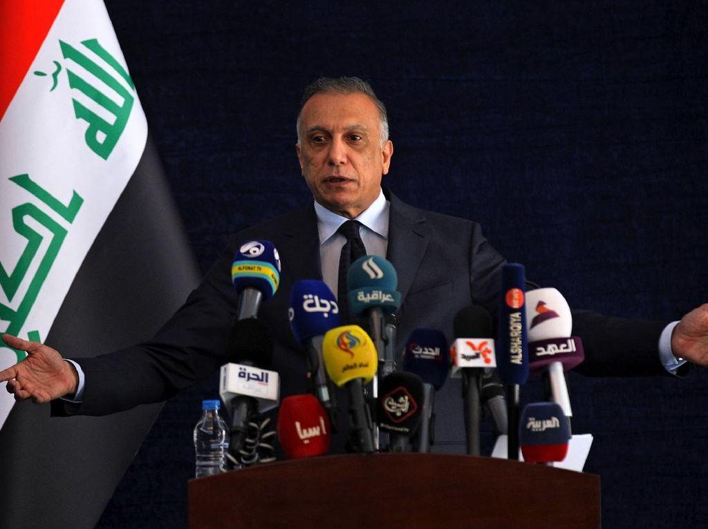 Raja Salman Masuk RS, PM Baru Irak Tunda Kunjungan ke Arab Saudi
