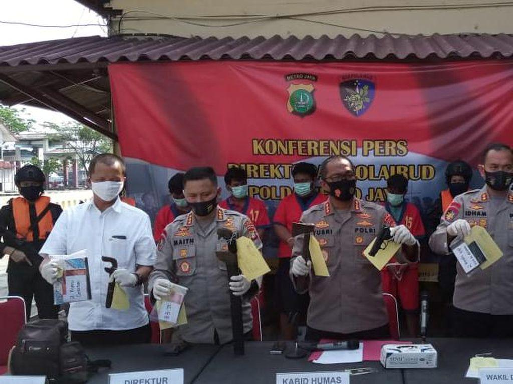 Polisi Buru 3 Kelompok Lain Terkait Perompakan Nelayan di Kepulauan Seribu