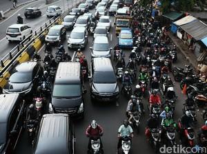 Strategi DKI Batasi Kendaraan Pribadi: Ganjil-Genap sampai Tarif Parkir Tinggi