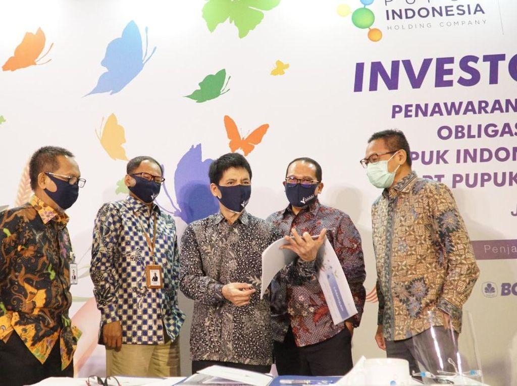 Pupuk Indonesia Tawarkan Obligasi Rp 2,5 Triliun