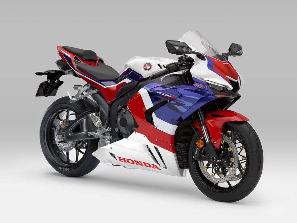 All New Honda CBR600RR Meluncur Akhir 2020, Ini Bocoran Spesifikasinya
