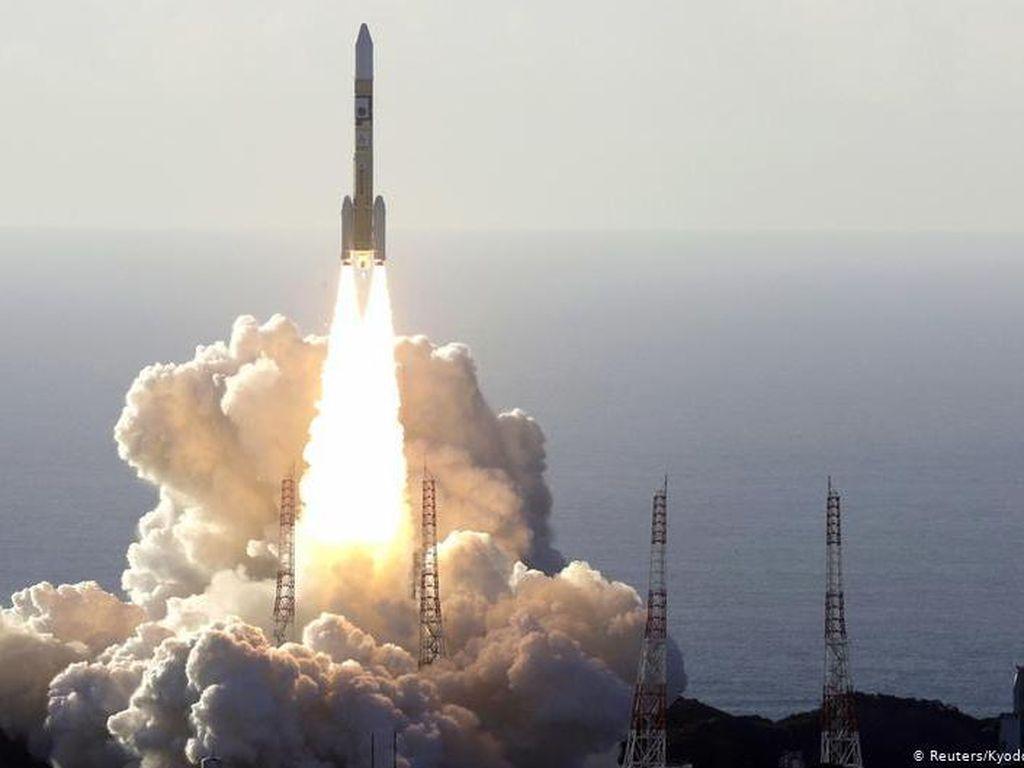 Satelit Amal Milik Uni Emirat Arab Diluncurkan ke Orbit Mars dari Jepang