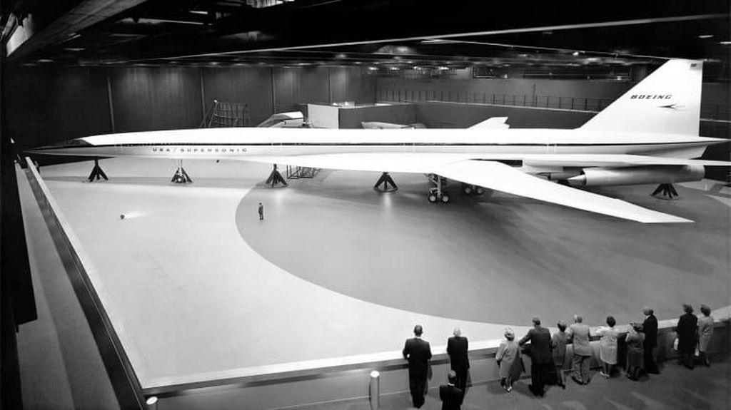 Boeing 747 yang Mengubah 5 Sisi Dunia Penerbangan dalam Foto