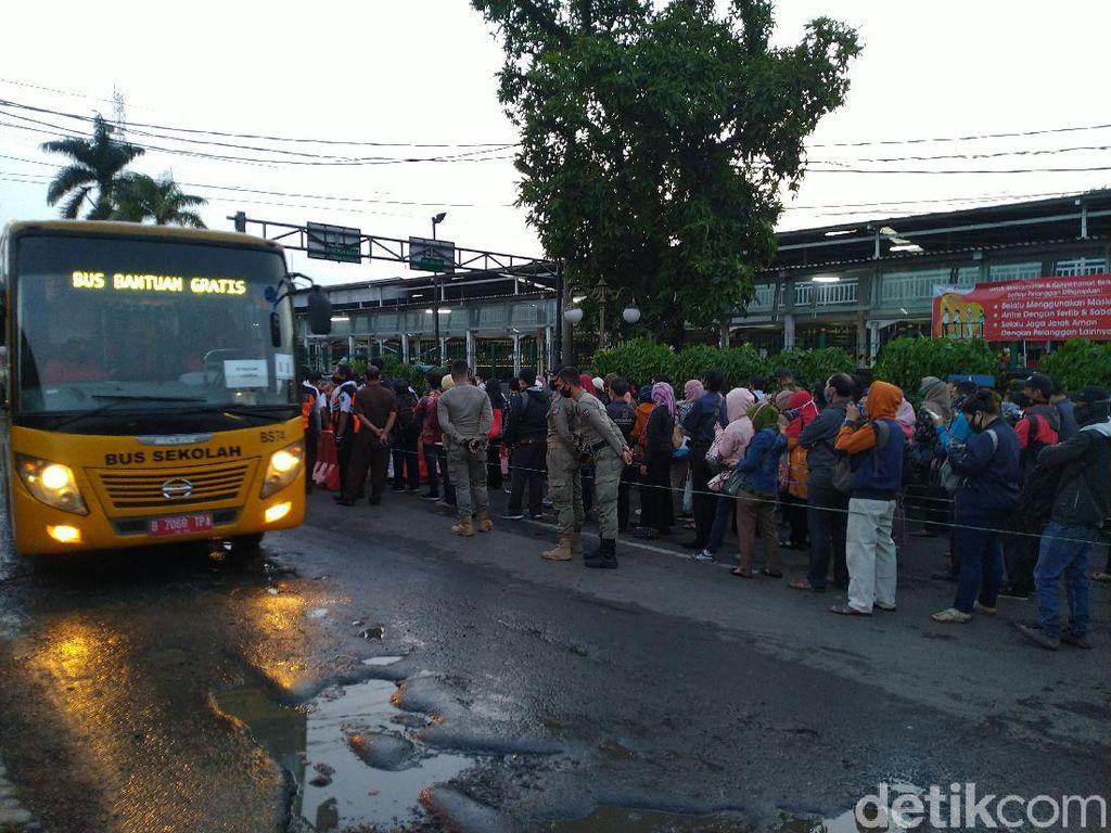 Bus Berbayar di Stasiun Bogor Diuji Coba Agustus, Ini Rencana Besaran Tarifnya