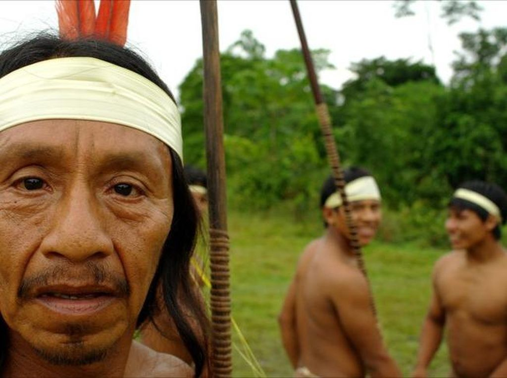 Potret Orang Paling Berbahaya dari Amazon