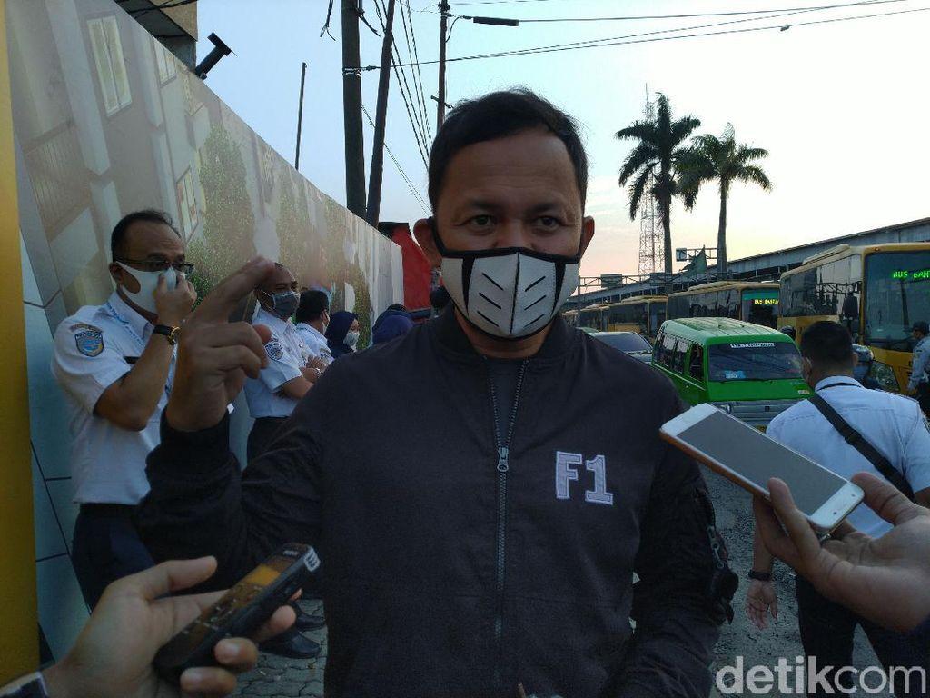 Pemkot Bogor Siap Terapkan Sanksi Denda Warga Tak Bermasker