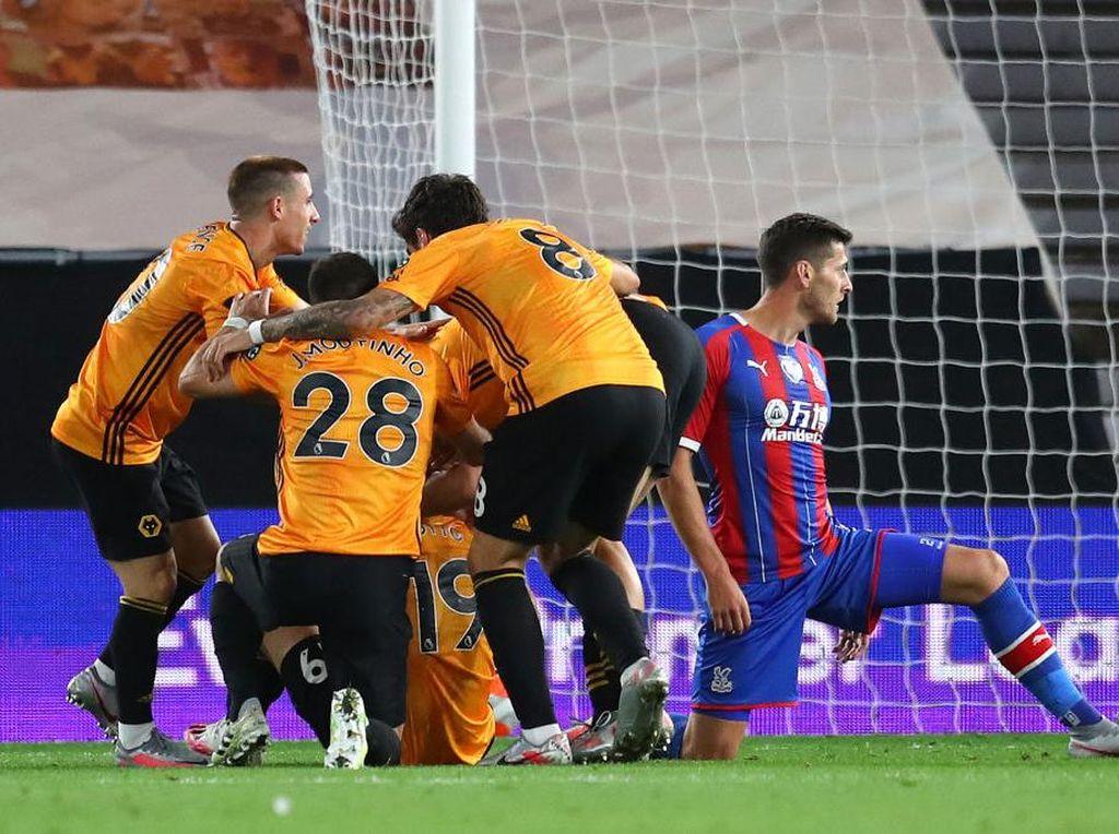 Hasil Liga Inggris: Brighton Aman dari Degradasi, Wolves Jaga Asa ke Eropa