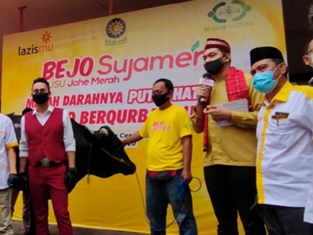 Gaet 2 Lembaga Zakat Besar, BEJO Sujamer Hidupkan Semangat Berkurban