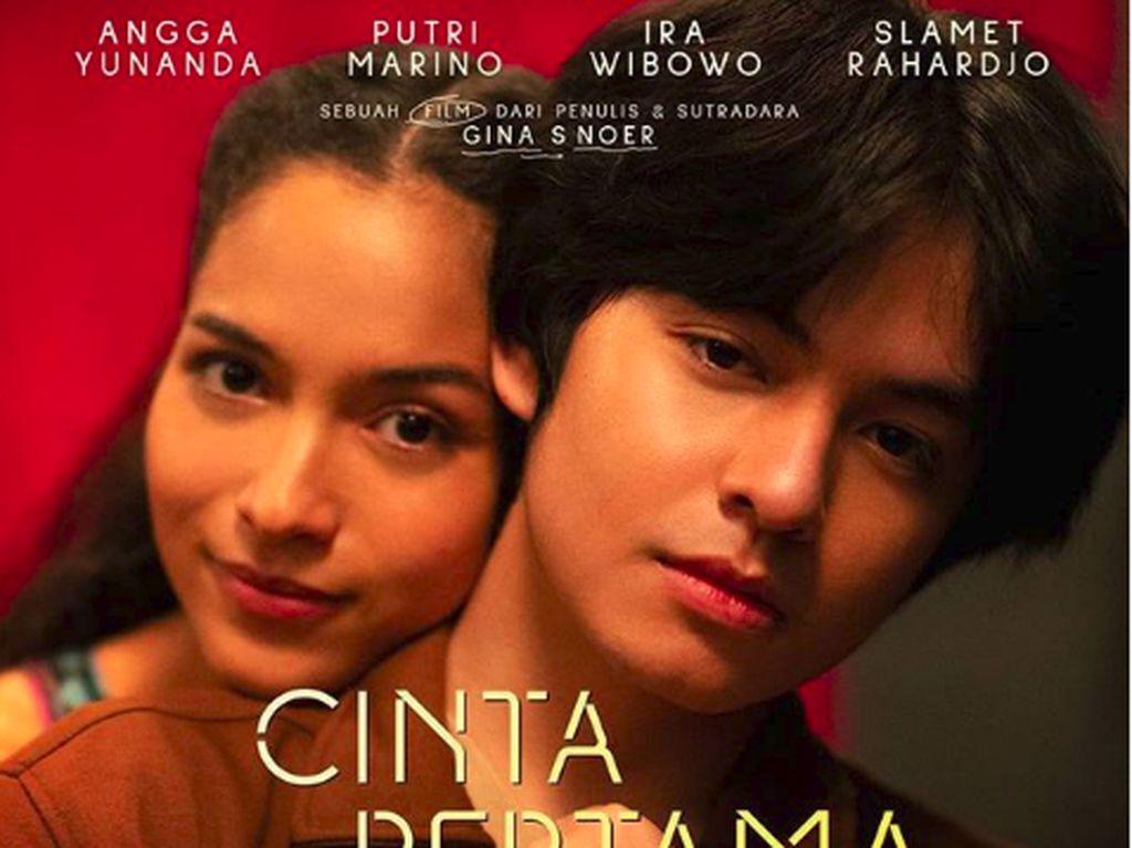 Angga Yunanda dan Putri Marino Berpasangan di Film Baru Gina S Noer