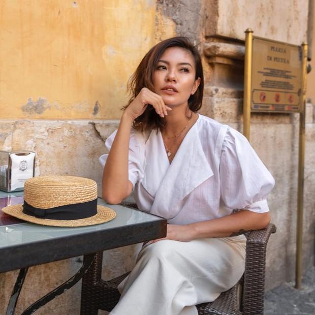 Aline Adita pernah dekat dengan chef Juna