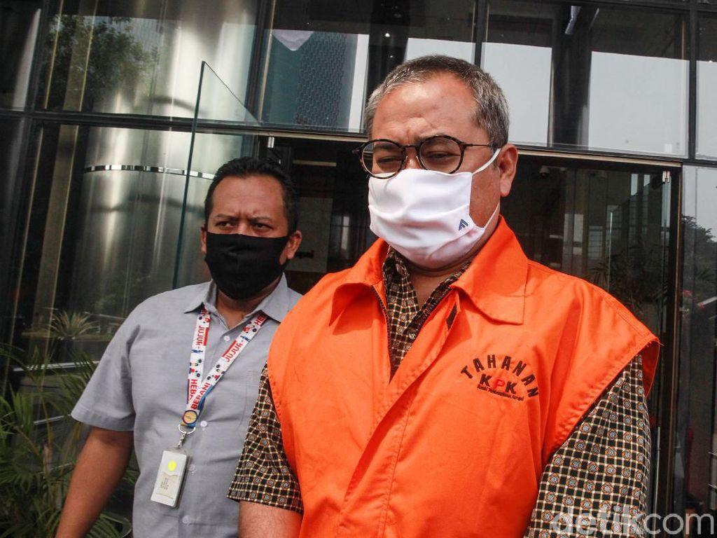 Eks Ketua DPRD Jambi Tersangka Suap Pengesahan APBD Segera Disidang