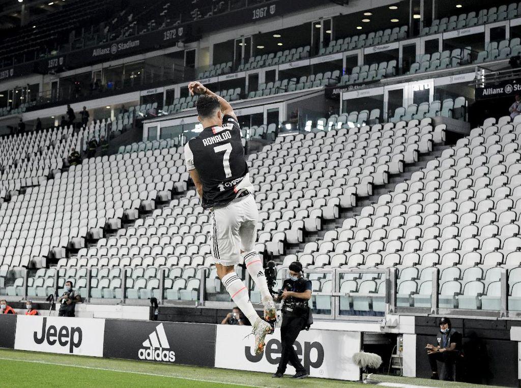 Membedah 51 Gol Cristiano Ronaldo di Liga Italia