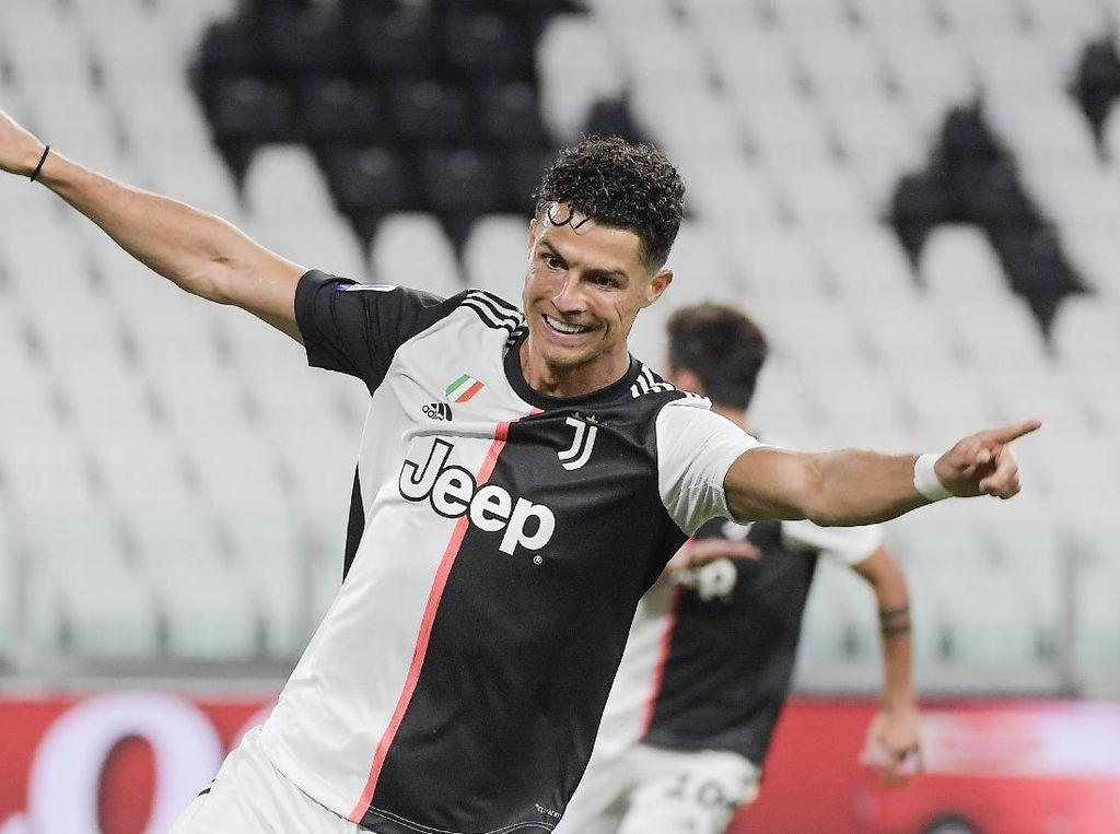 Cristiano Ronaldo Kalahkan Andriy Shevchenko