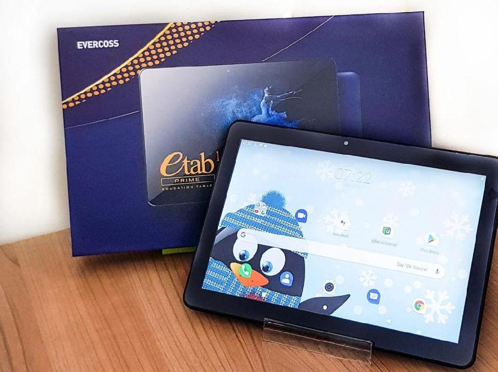 Evercoss Rilis Tablet untuk Anak Sekolah, Harganya Rp 2,5 Juta