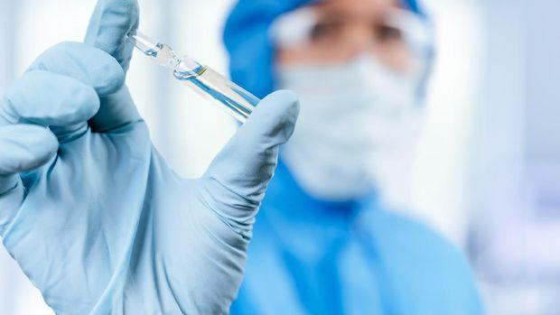 ilustrasi vaksin corona