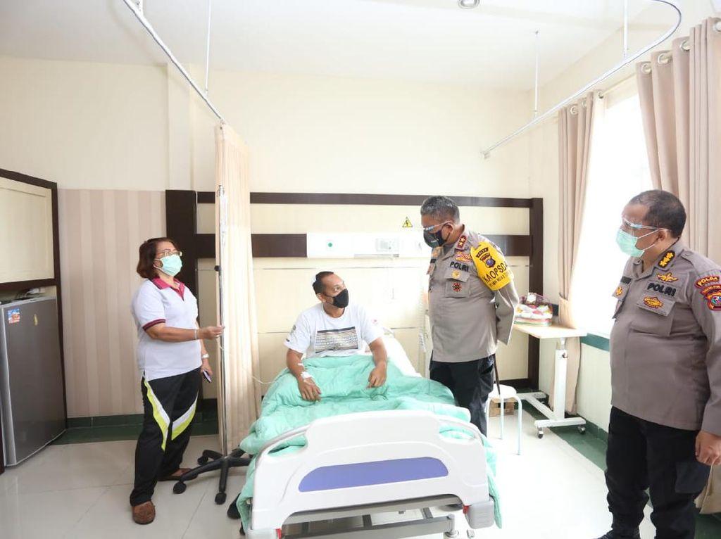 Oknum DPRD F-PDIP Diduga Aniaya Polisi, Kapolda Sumut: Proses Hukum Berjalan