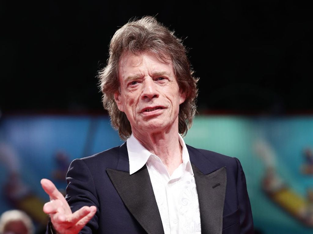Mick Jagger Sebut Rolling Stones Garap Materi Baru Selama Lockdown