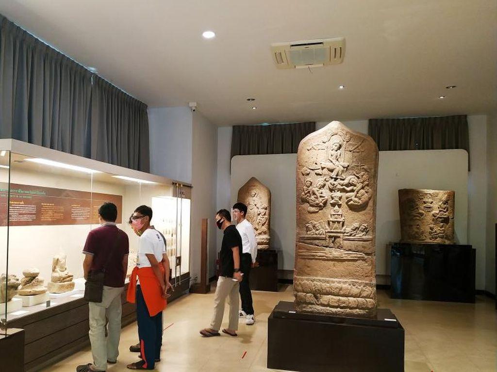 Mengintip Museum Penyimpan Sejarah Purbakala di Thailand