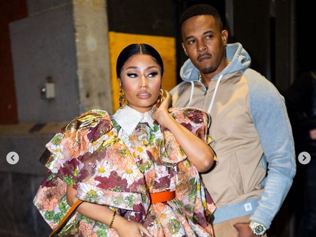 Nicki Minaj Dikaruniai Anak Laki-laki