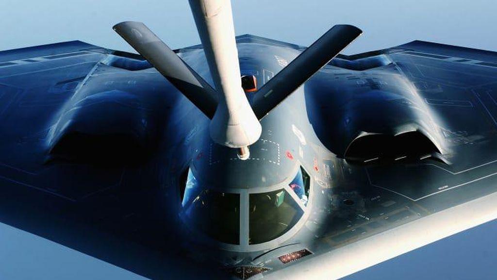 Potret Pesawat Termahal Sedunia B-2 Spirit