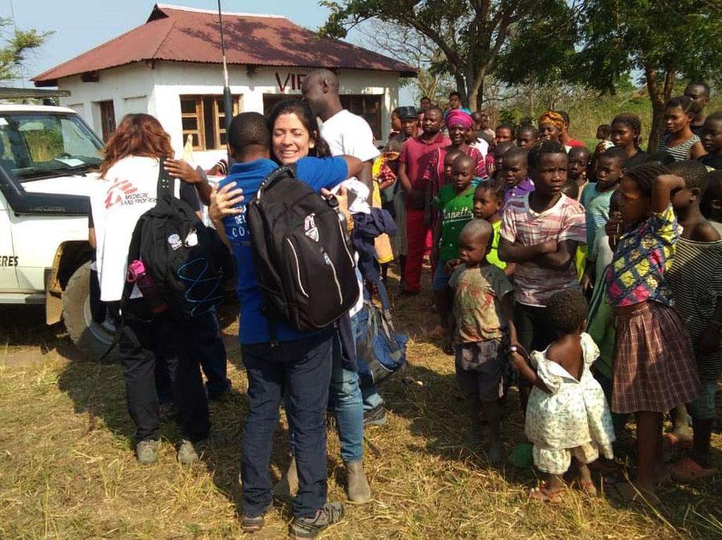 Pasukan Garuda Selamatkan Warga AS yang Disandera Bandit di Kongo