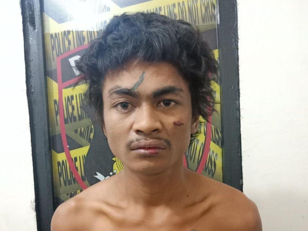 Bobol Resto Padang, Si Jampang Ditangkap Saat Tidur di Kolong Rumah Warga