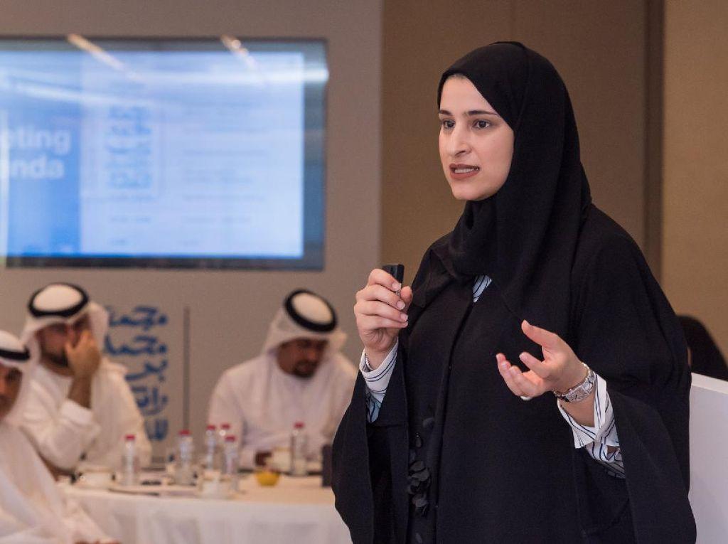 Potret Sarah Al Amiri, Wanita yang Pimpin Misi Uni Emirat Arab ke Mars