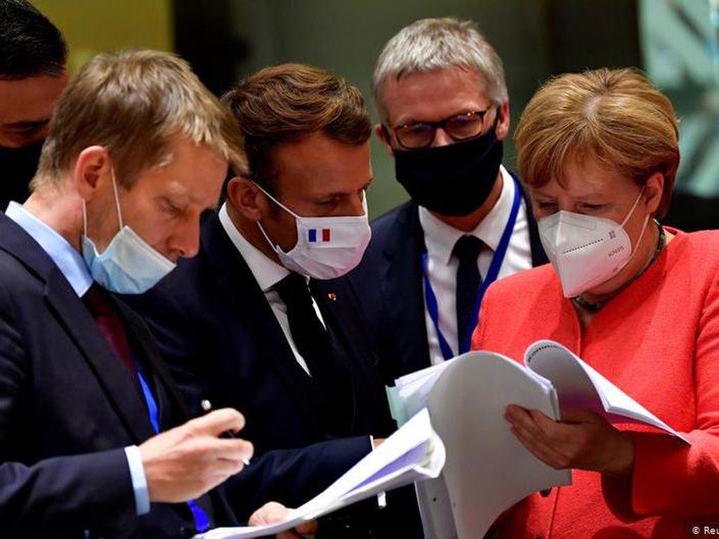 Uni Eropa Akhirnya Satu Suara Soal Dana Pemulihan Pandemi Rp 30 Ribu T