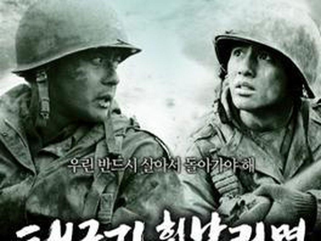 Sinopsis Taegukgi, Film tentang Perang Korea Diperankan Won Bin