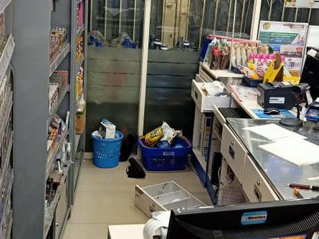 Polisi Ungkap Detik-detik Rampok Sekap Pegawai Minimarket di Parung Bogor