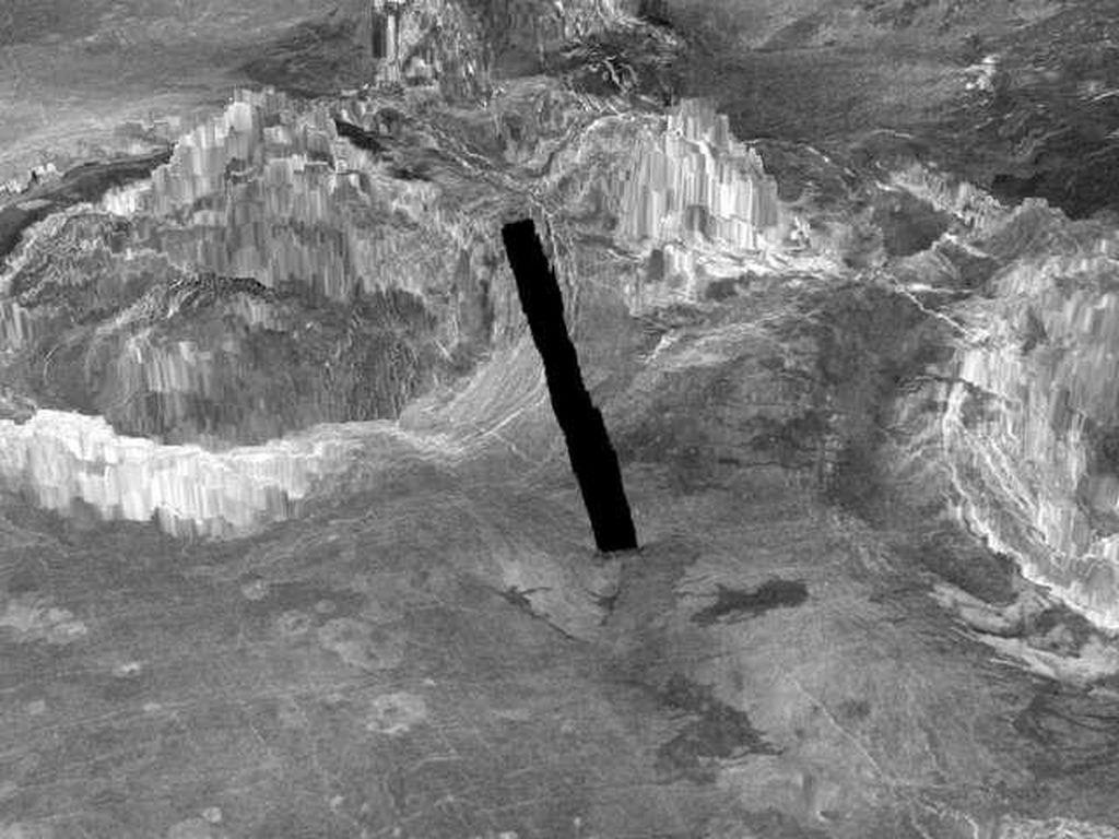 Gunung Berapi di Venus Masih Aktif