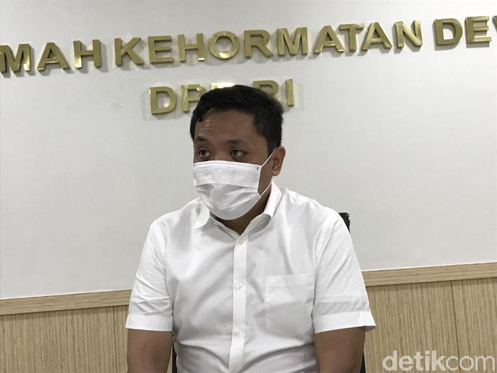 MKD Teliti Laporan MAKI soal Azis Syamsuddin Larang RDP Djoko Tjandra