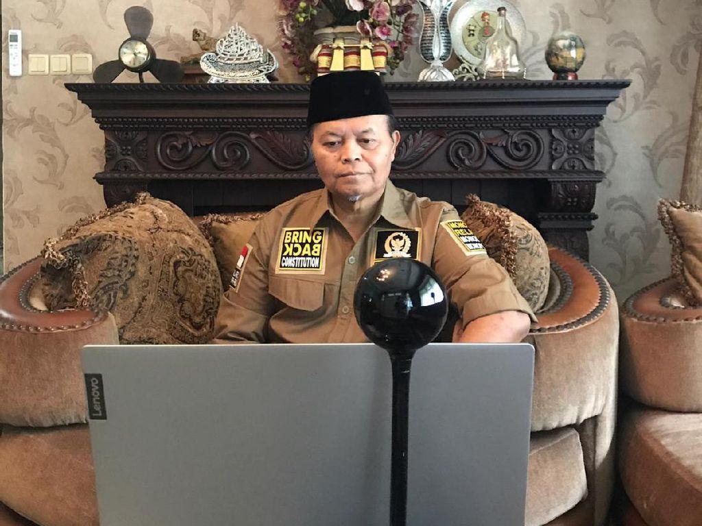 Warga Tanya RUU HIP ke Wakil Ketua MPR, Ini yang Dibicarakan