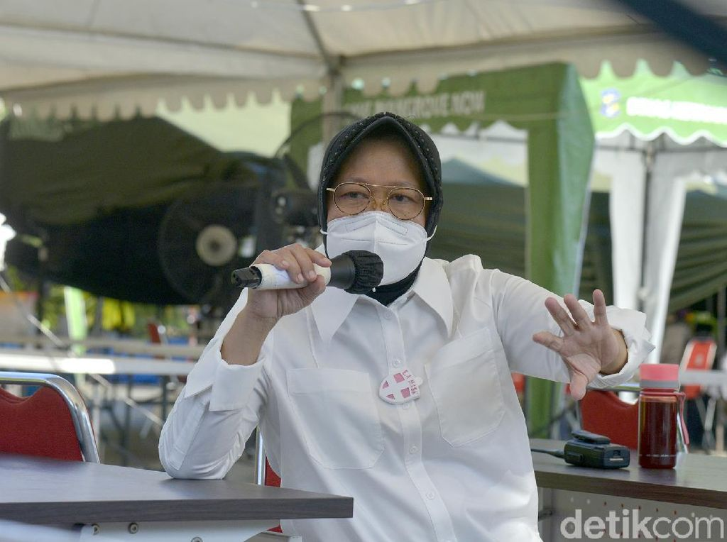 Risma Klaim Surabaya Zona Hijau, Ini Arti Kode Wilayah Infeksi COVID-19
