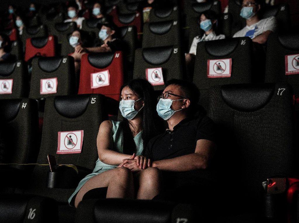 Satgas Corona Sebut Nonton Bioskop Tingkatkan Imunitas Tubuh