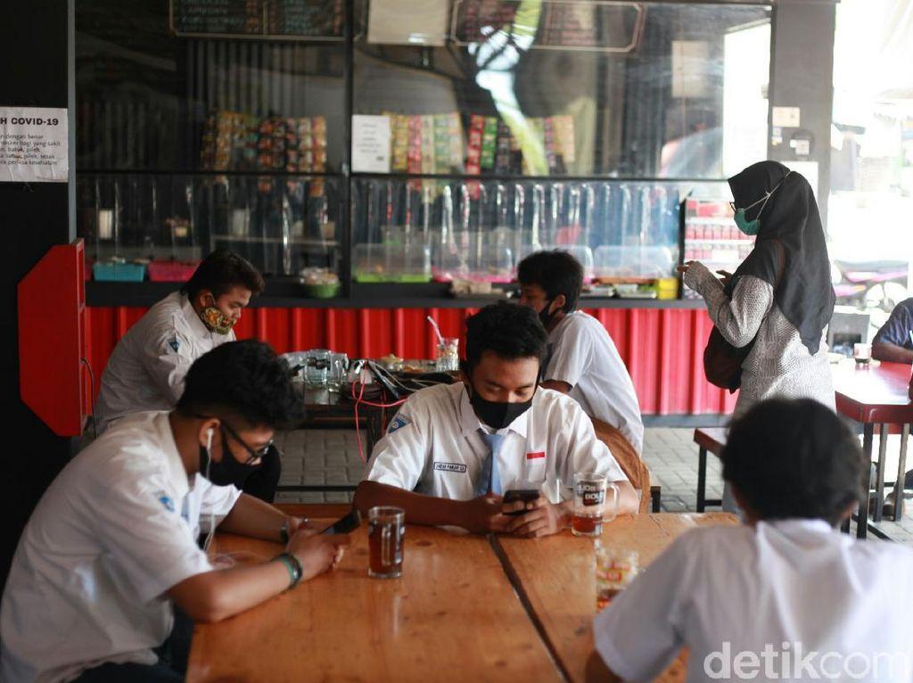 21 SMP di Surabaya Dibuka Saat Pandemi COVID-19, Ini Kata Dewan Pendidikan