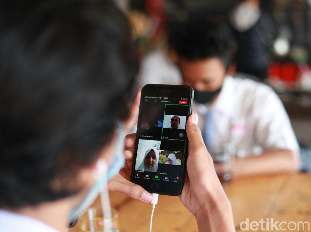 Pemerintah Siapkan Kuota Internet untuk Siswa Belajar Jarak Jauh