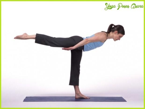 Airplane pose bisa menjadi gerakan selanjutnya untuk membantu tulang kembali pada posisi normal.