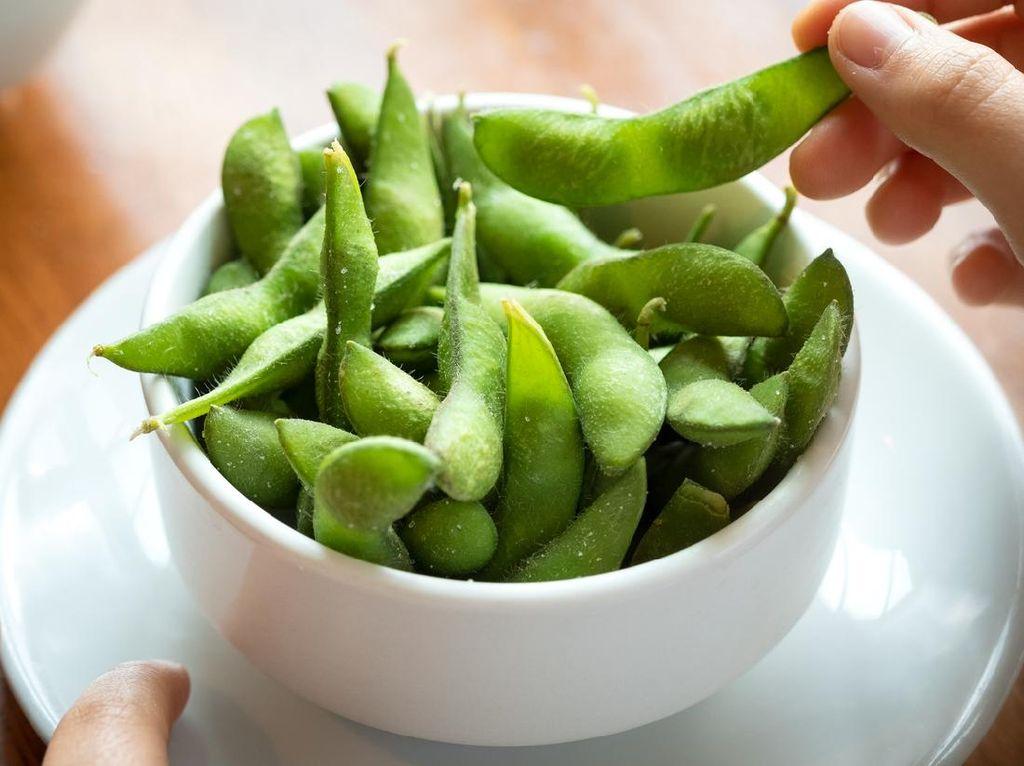 8 Manfaat Edamame Bagi Kesehatan Tubuh, Bisa Menurunkan Kolesterol