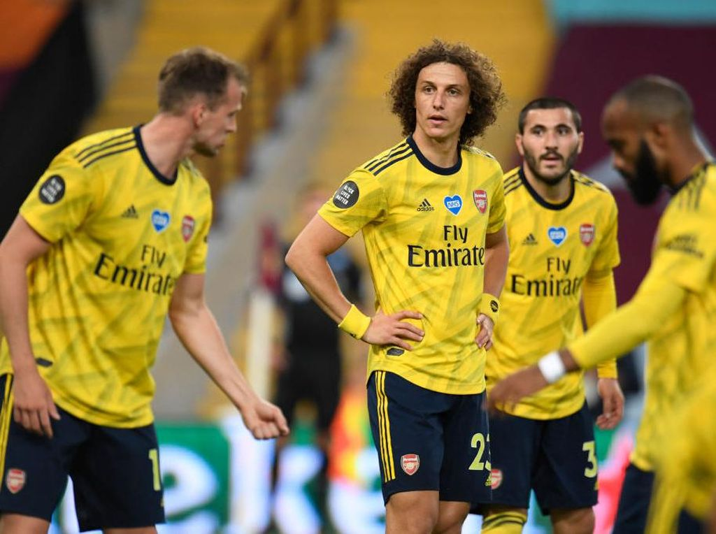 Arsenal Kebanyakan Masalah