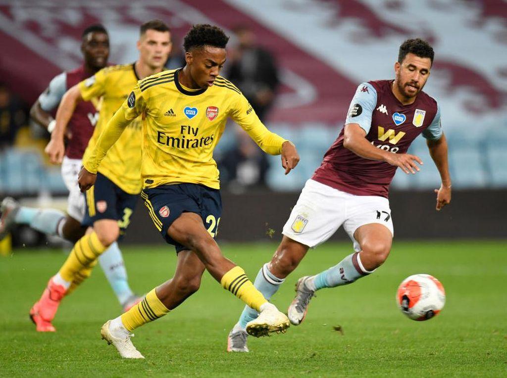 Arsenal Dibungkam Villa, Arteta Tak Terlalu Kecewa