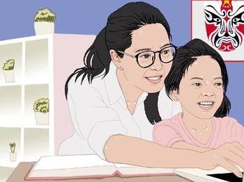 Yang Terjadi Saat Anak TK Sekolah Online