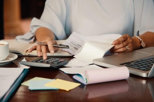 atur target keuangan
