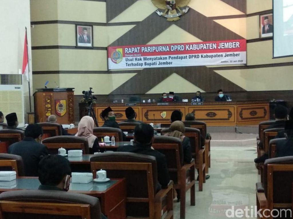 Cerita DPRD Jember soal Keterlambatan APBD Berujung Sanksi ke Bupati Faida